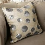 sequin pillow west elm