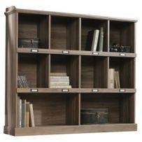 Barrister+Bookcase+in+Salt+Oak