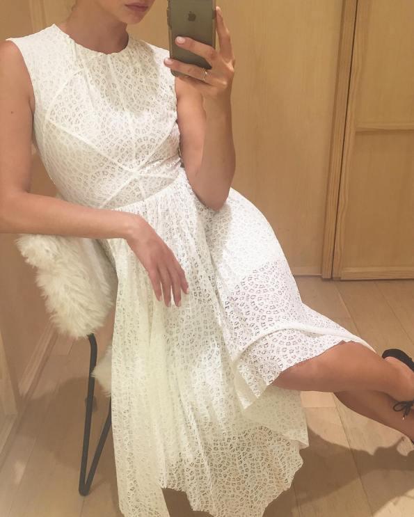 NOW IN STORE & ONLINE : Ventura Midi Dress. LINK IN BIO.